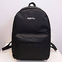 Стильный тканевый рюкзак Day Night, фото 3