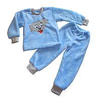 Детские теплые пижамы. Очень мягкие и пушистые.