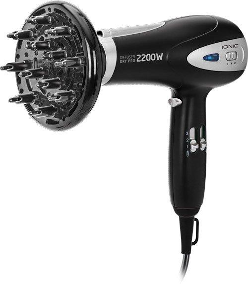 Фен-сушка для волос с ионизацией 2200 Вт MPM MSW-15 06a165ee00619