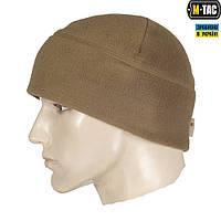 M-TAC ШАПКА WATCH CAP ФЛИС (330Г/М2) WITH SLIMTEX COYOTE