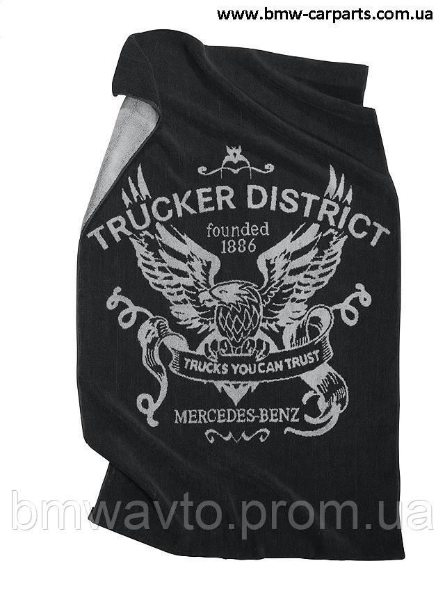 Махровое полотенце для рук Mercedes-Benz Hand Towel Trucker, фото 2