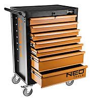 Шкаф для инструментов NEO 84-222 на 7 ящиков