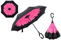 Зонт обратного сложения umbrella. Зонт наоборот