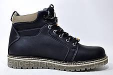 Подростковые ботинки для мальчика Splinter, зимние на меху, фото 3