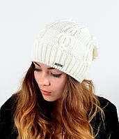 Женская шапка veilo на флисе