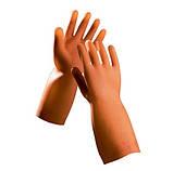 Перчатки резиновые диэлектрические бесшовные , фото 2