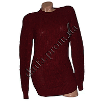 Женский вязаный свитер R783-6 (р-р 46-48) оптом в Одессе. Интернет-магазин Daifa.