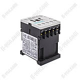 Контактор Siemens 3RT1016-1BB41, AC-3 4kW 400V, 1NO, 24VDC, фото 2