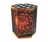 Салют Blinking Peony на 19 выстрелов