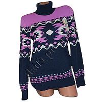 Женский вязаный свитер RV3-3 (р-р 46-48) оптом в Одессе. Интернет-магазин Daifa.