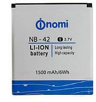 Оригинальная батарея Nomi i401 (NB-42)