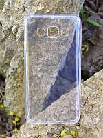 Силикон ультратонкий (0,33мм) Samsung A300 (A3-2015) (Clear)