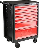 Шкаф ящик для инструментов на 7 ящиков YATO 09000