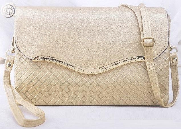 Женская сумка клатч через плечо конверт Festive