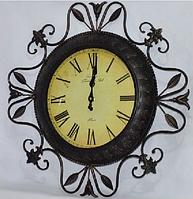 Часы настенные металлические (54*54*4 см)