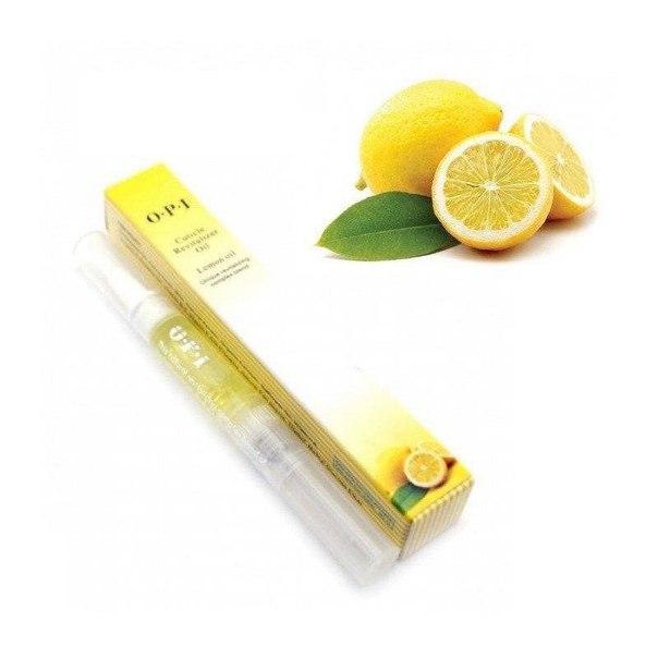 Масло для кутикулы лимон