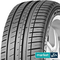 Летние шины Michelin Pilot Sport PS3 (215/45R17 91W)
