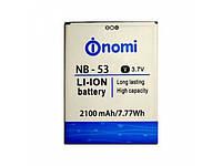 Оригинальная батарея Nomi i502 (NB-53)