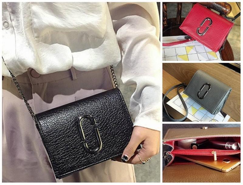 Женская сумка клатч через плечо брендовая Whorse