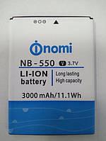 Оригинальная батарея Nomi i550 (NB-550)
