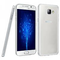 Силикон ультратонкий (0,33мм) Samsung A510 (A5-2016) (Clear)
