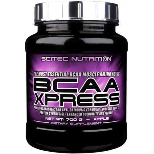 Scitec Nutrition BCAA Xpress 700 g, Сцайтек БЦА Экспресс 700 грамм