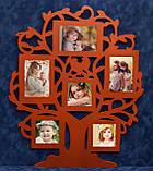 Мультирамка Родовое дерево, фото 2