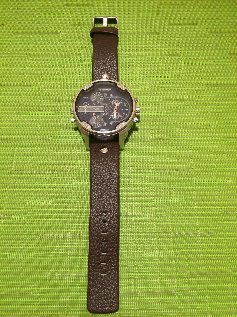 58e7cfab Мужские часы Diesel Brave DZ7314, качественная реплика (арт002) -