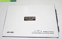 Автомобильный 4-х канальный усилитель звука Merino Audio MR-455 8000W