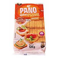 Гренки Pano пшеничные, 120 гр