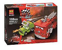 Конструктор Bela Cars 10013 ''Команда спасения'' (Аналог Lego 9484)198 дет.
