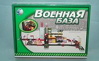 Детская парковка Военная база (5513-16)
