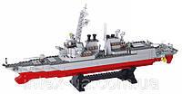 Конструктор Эсминец серии Боевые корабли Sluban (B0390)