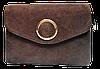 Стильная женская сумочка коричневого цвета NWК-420069