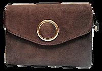 Стильная женская сумочка коричневого цвета NWК-420069, фото 1