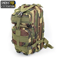 РЮКЗАК ASSAULT PACK WOODLAND