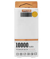 Внешняя батарея Power Bank REMAX PRODA, цифровой дисплей, фонарик 1LED -132, фото 3
