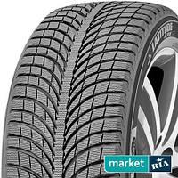 Зимние шины Michelin Latitude Alpin LA2 (255/55R18 109V)