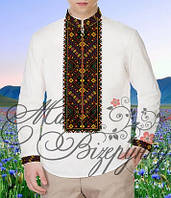 Заготовки чоловічих вишиванок в Украине. Сравнить цены 0606960c92191