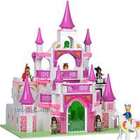 Конструктор Sluban Розовая мечта Замок Принцессы 508 деталей (M38-B0151)
