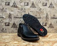 Ботинки мужские Konors кожа с системой противоскольжения, фото 1