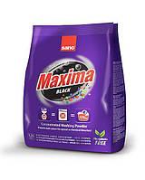 Стиральный порошок Sano Maxima Black, 1,25 кг