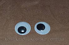 Глазки самоклеющиеся 20 мм