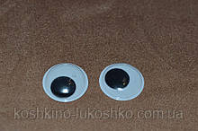 Глазки самоклеющиеся 24 мм