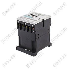 Контактор Siemens 3RT1516-1АB00, AC-3 4kW 400V, 2NO+2NC, 24VAC