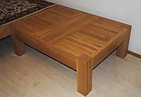 Кан деревянный, восточный стиль