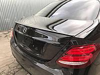 Спойлер багажника ( сабля, лип спойлер, утиный хвостик ) Mercedes E-class W213 2016+ г.в.