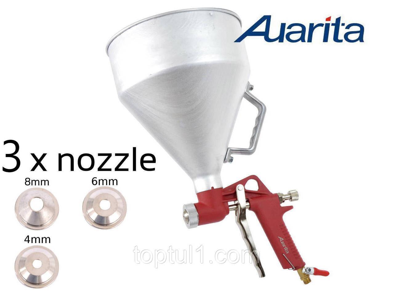 Распылитель пневматический для нанесения штукатурки FR-300 AUARITA