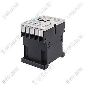 Контактор Siemens 3RT1016-2BB41, AC-3 4kW 400V, 1NО, 24VDC