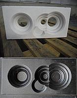"""Форма для гипсовых 3d блоков (перегородок) """"Космос"""", фото 1"""